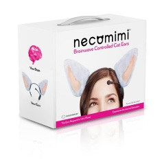 Necomimi Brainwave Cat Ears by NeuroWear